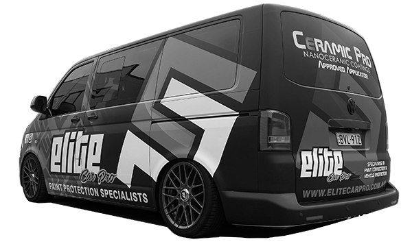 Elite Car Pro Mobile Van B&W