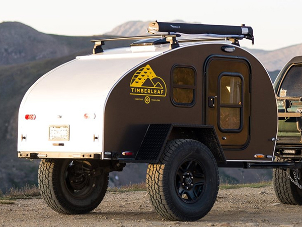 off road camper protection
