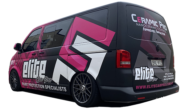 Elite Car Pro Mobile Van