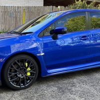 Subaru Paint Protection